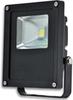 Černé LED reflektory
